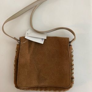 Urban outfitters mini satchel with TAGS!